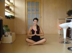 type yoga chaud