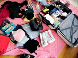 organiser bagage a main