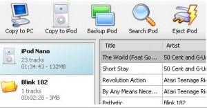 transferer chanson ipod