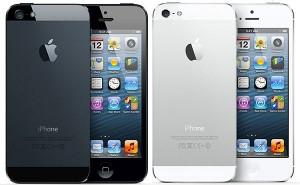 Design du iPhone 5