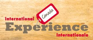 Expérience international Canada