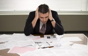 Stress de l'entrepreneuriat